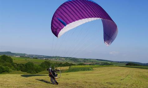 ADVANCE EPSILON 7 (PARAMOTOR)