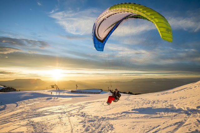 PARAPENTE ITV DOLPO EVEREST 2